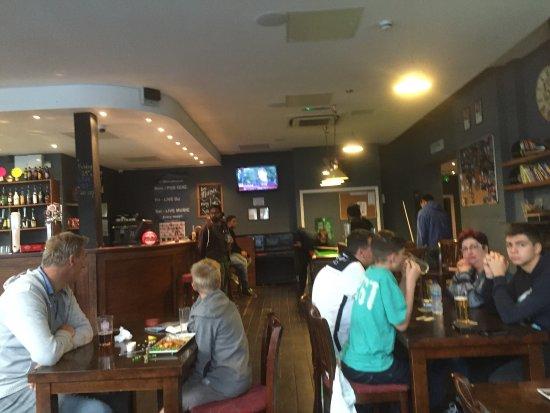Ruskin Arms : En klassisk pub i London