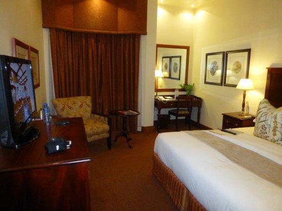 โรงแรมแฟร์ซิตี้ควอเทอเมน: Faircity Quatermain Hotel - Sandton, South Africa