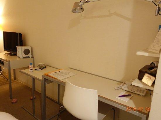 Citadines Karasuma-Gojo Kyoto: 房間內部陳設,二床加一張沙發床