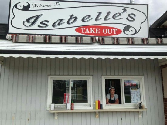 Hanover, Canada : Isabelle's Take-Out