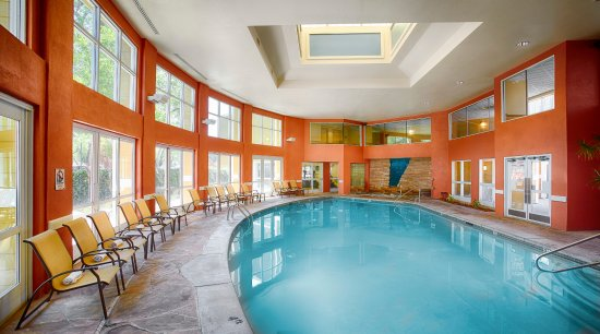 grand canyon railway hotel indoor swimming pool and hot tub