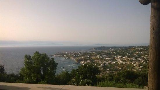 Sweet Poseidon: Il panorama dalla nostra camera