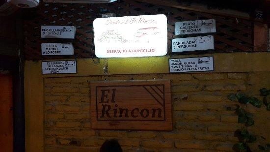 Pirque, شيلي: Os melhores e maiores sandwiches!
