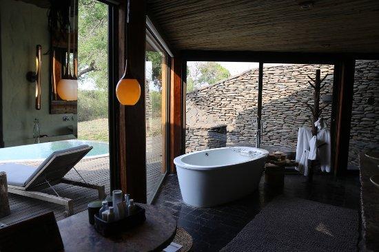 Singita Boulders Lodge: Room