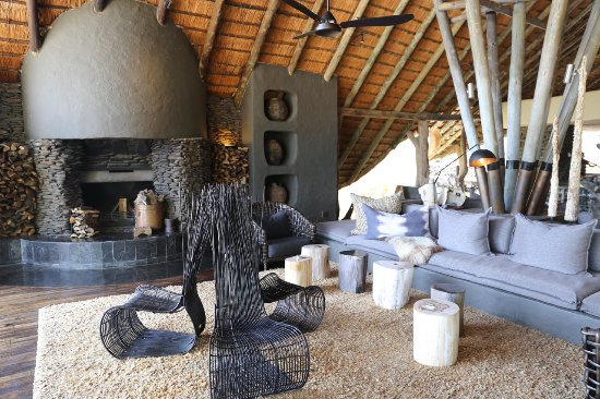 Singita Private Game Reserve, Zuid-Afrika: SIngita Boulders Lodge