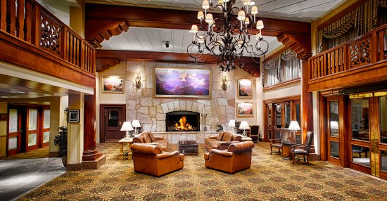 Grand Canyon Railway Hotel