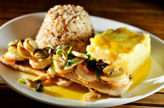 Xica da Silva: Filé de peixe à belle munière