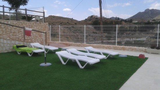 Fortuna, España: Relax