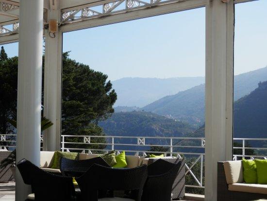 Tui Sensimar Grand Hotel Nastro Azzurro: View from Terrace