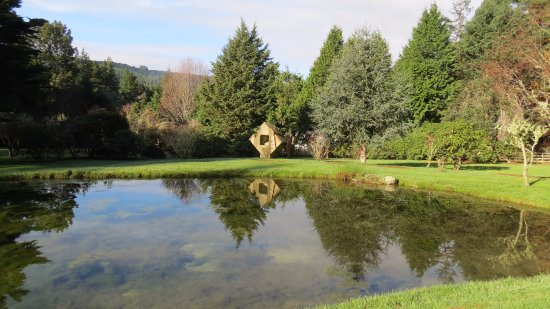 Upper Hutt, Nouvelle-Zélande : The Pond