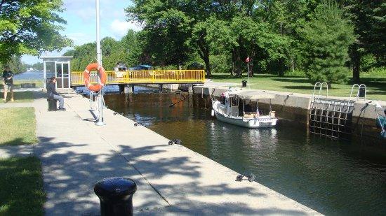 Kawartha Lakes, Kanada: Lock 35