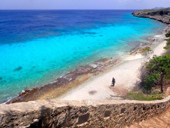 Kralendijk, Bonaire: 1000 Steps dive site in Bonaire.