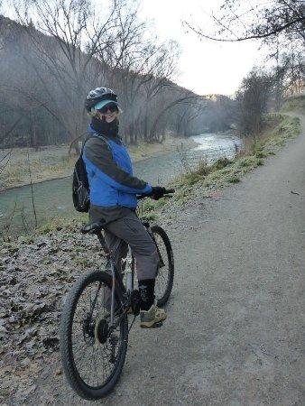 Arrowtown, Nowa Zelandia: Great bikes