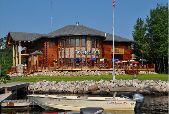 Crane Lake, MN : New Lodge built in 2013