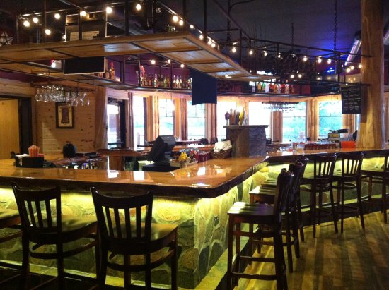 Crane Lake, Миннесота: The Broken Skeg Bar