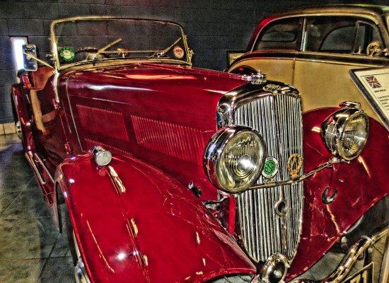 Pinellas Park, FL: Old car