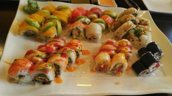 Akina clermont omd men om restauranger tripadvisor for Akina japanese cuisine