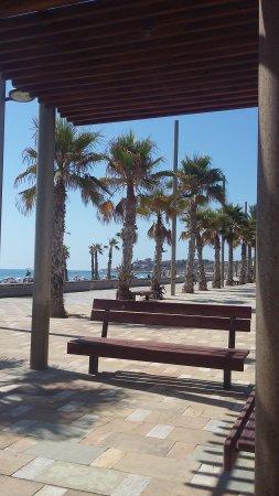 Playa de San Juan: Paseo Maritimo
