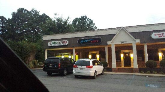 Irmo, Южная Каролина: Gina's Pizza & Italian Gourmet