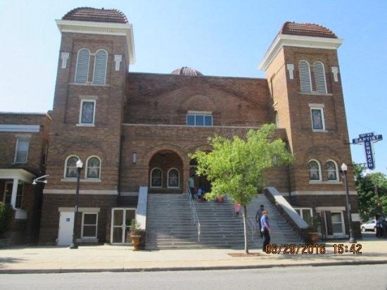 16th Street Baptist Church, Birmingham, Alabama
