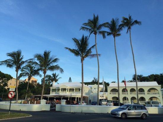 Flatts Village, Islas Bermudas: Rustico Restaurant