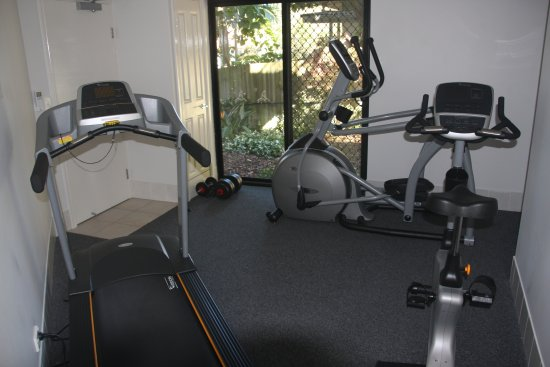 Mariners Resort: gym