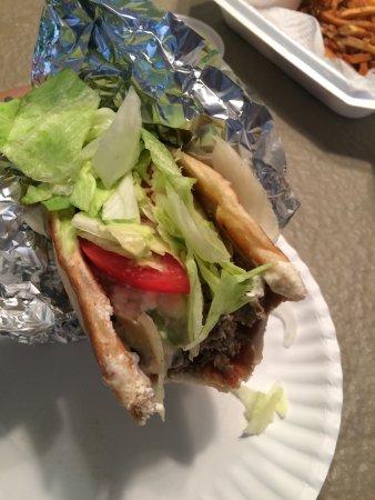 Georgio's Authentic Greek Food