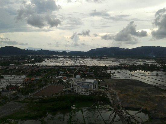 Kangar, Malasia: Bukit Cenderawasih