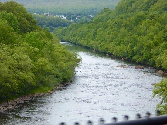 down the Lehigh to Jim Thorpe