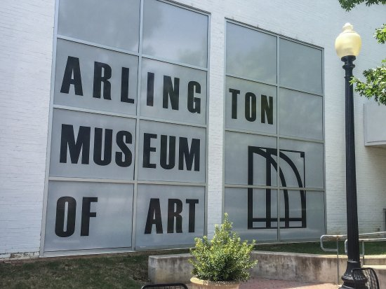 ‪Arlington Museum of Art‬