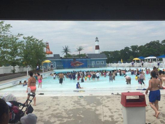 Calverton, estado de Nueva York: Fun day at splish splash!