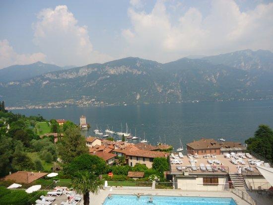 Hotel Belvedere Bellagio: terrace