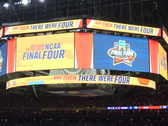 NRG Stadium: The Final Four 2016