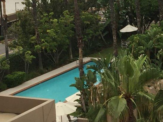 Brea, Kalifornien: The pool