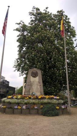 Arlon, Belgia: General Patton