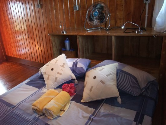 Blue Bay Divers : upper cabin