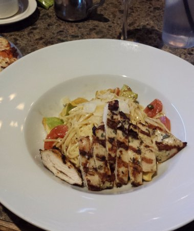Angel's Restaurant: Meyer Lemon Chicken Pasta