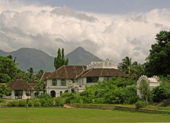 Historic hotels kerala