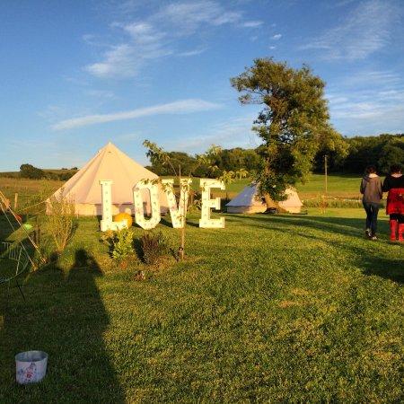 Calne, UK: Love