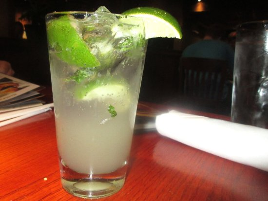 Mojito, Red Lobster, Milpitas, CA
