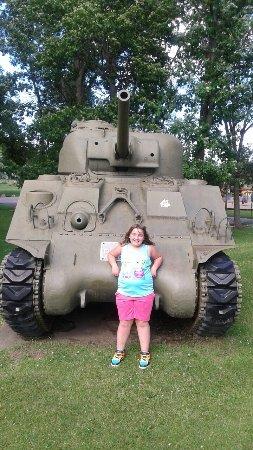 Crosby, Миннесота: Memorial Park