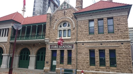 Fire Safety Education Centre and Museum (Central Fire Station)