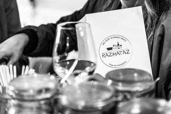 Photo of Modern European Restaurant RAZMATAZ at Hugo De Grootplein 7-11, Amsterdam 1052 KV, Netherlands