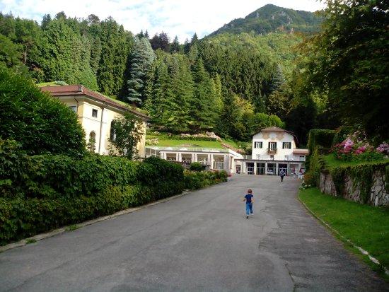 Рекоаро-Терме, Италия: L ingresso alle terme