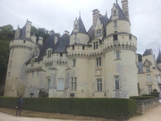 Rigny-Usse, Frankrijk: vue globale