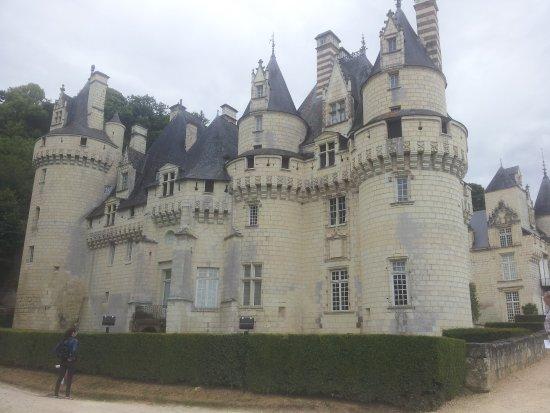 Rigny-Usse, Франция: vue globale