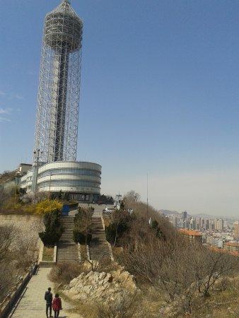 Dalian Sightseeing Tower: TV Tower