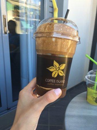 Coffee Island: Frappe