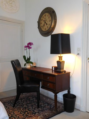 Lannoy, Francia: Suite Jules Verne - bureau