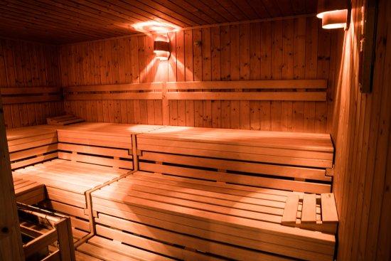 Stuben, Austria: Sauna